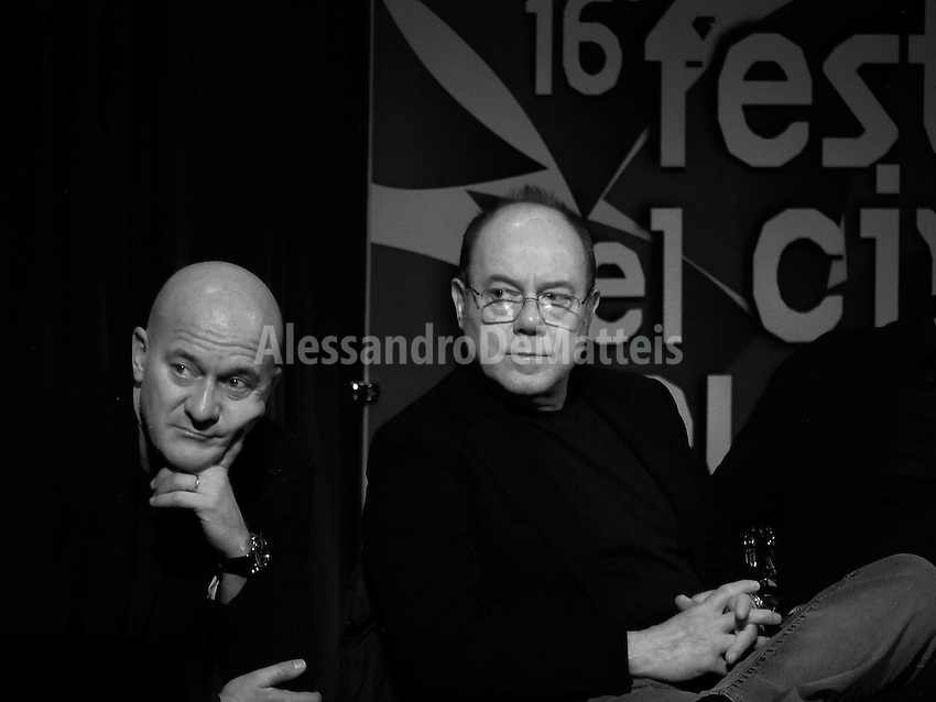 16 Festival Cinema Europeo - Lecce - Carlo Verdone, Claudio  Bisio