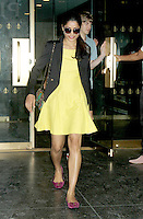 """July 11, 2012 Freida Pinto at NBC's Today Show in New York City to discuss her new movie """"Trishna"""". © RW/MediaPunch Inc."""