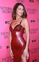 NEW YORK, NY - NOVEMBER 28: Bella Hadid at the 2017 Victoria's Secret Fashion Show Viewing Party at Spring Studios in New York November 28, 2017. Credit: RW/MediaPunch /NortePhoto.com NORTEPOTOMEXICO