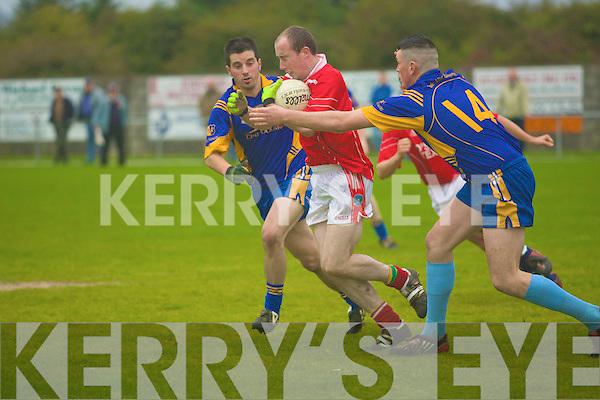Action shot between St Pats Blennerville and Ballymacelligott on Saturday in St Pats GAA Grounds Blennerville.... ....