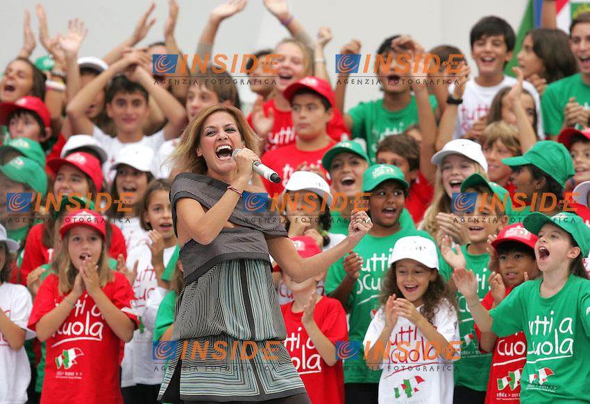 IRENE GRANDI<br /> Roma 21/09/2010 Inaugurazione dell'anno scolastico 2010/2011 al Quirinale.<br /> Celebration for the beginning of the scolastic year.<br /> Photo Samantha Zucchi Insidefoto