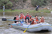 Colorado River Runs floating clients down the Upper Colorado River from Pumphouse to Radium on May 18, 2013, Radium, Colorado - WhiteWater-Pix | River Adventure Photography - by MADOGRAPHER Doug Mayhew