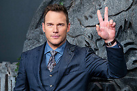 American actor Chris Pratt attends to premiere of Jurassic World 2 at Wizink Center in Madrid, Spain. May 21, 2018. <br /> ALTERPHOTOS/Borja B.Hojas/Insidefoto