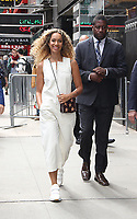 JUN 06 Leona Lewis At Good Morning America