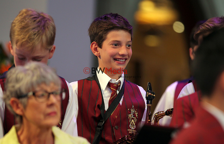 Kings School Concert in the Cathedral 2015. Photo: Simon Watts/ www.bwmedia.co.nz <br /> All images &copy; Kings School and BWMedia.co.nz