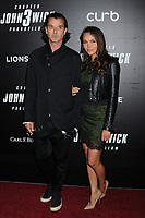 "Gavin Rossdale and Natalie Golba at the World  Premiere of ""John Wick: Chapter 3 Parabellum"", held at One Hanson in Brooklyn, New York, USA, 09 May 2019"