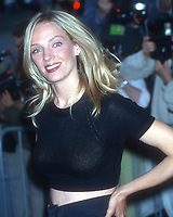 Uma Thurman<br /> 2001<br /> Photo By John Barrett/CelebrityArchaeology.com