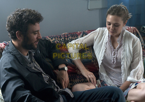 JOSH RADNOR, ELIZABETH OLSEN.in Liberal Arts (2012) .*Filmstill - Editorial Use Only*.CAP/FB.Supplied by Capital Pictures.