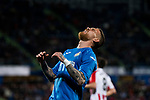 Vitorino Gabriel Pacheco Antunes of Getafe CF reacts during the La Liga 2017-18 match between Getafe CF and Athletic Club at Coliseum Alfonso Perez on 19 January 2018 in Madrid, Spain. Photo by Diego Gonzalez / Power Sport Images