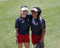 Stanford Softball vs Arizona, May 12, 2018