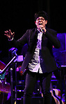 George Salazar on stage at the Dramatists Guild Foundation 2018 dgf: gala at the Manhattan Center Ballroom on November 12, 2018 in New York City.