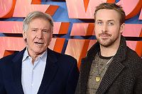Harrison Ford and Ryan Gosling<br /> at the &quot;Blade Runner 2049&quot; photocall, Corinthia Hotel, London<br /> <br /> <br /> &copy;Ash Knotek  D3312  21/09/2017