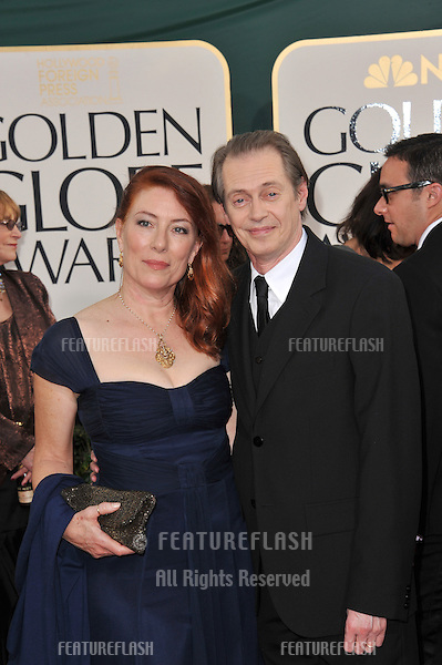 Steve Buscemi at the 68th Annual Golden Globe Awards at the Beverly Hilton Hotel..January 16, 2011  Beverly Hills, CA.Picture: Paul Smith / Featureflash