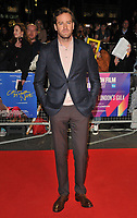 Armie Hammer at the &quot;Call Me By Your Name&quot; 61st BFI LFF Mayor of London's gala, Odeon Leicester Square, Leicester Square, London, England, UK, on Monday 09 October 2017.<br /> CAP/CAN<br /> &copy;CAN/Capital Pictures