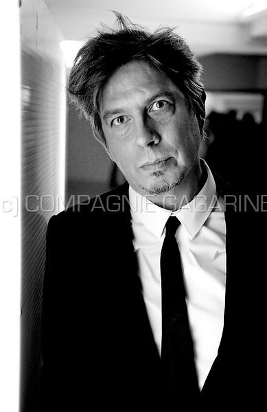 American composer Elliot Goldenthal (Belgium, 23/10/2010)