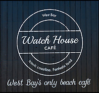 BNPS.co.uk (01202 558833)<br /> Pic: TomWren/BNPS<br /> <br /> The Watch House Cafe.<br /> <br /> While the whole country has been enjoying the final series of TV drama Broadchurch, no one is relishing the show more than the businesses of West Bay.<br /> <br /> The 'Broadchurch effect' has sent visitor numbers to the sleepy Dorset town, where the show is set, skyrocketing in the past four years.<br /> <br /> And the latest, and final, series, which finishes on Monday, has only fanned the flames, with a host of new businesses benefiting from their association with the show.<br /> <br /> Tourism organisation Visit Dorset has experienced an increase of 133 per cent in enquries and bookings on its website.<br /> <br /> Local businesses which feature on screen have also seen their profits soar thanks to 'Broadies' who stop for a selfie before calling in to make a purchase.<br /> <br /> One premises in particular has been the Washingpool Farm Shop, which is Flintcombe Farm Shop run by Lenny Henry's character Ed Burnett in Broadchurch.