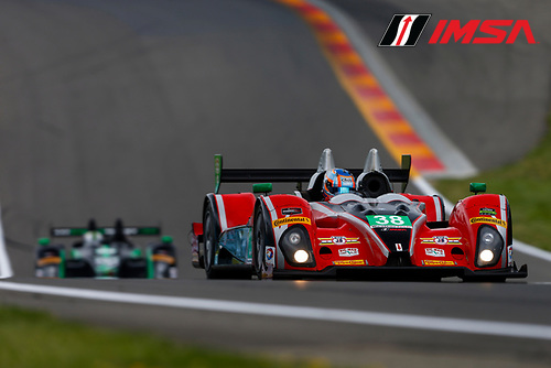IMSA WeatherTech SportsCar Championship<br /> Sahlen's Six Hours of the Glen<br /> Watkins Glen International, Watkins Glen, NY USA<br /> Friday 30 June 2017<br /> 38, ORECA, ORECA FLM09, PC, Kyle Masson, James French, Patricio O'Ward<br /> World Copyright: Jake Galstad/LAT Images
