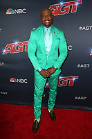 HOLLYWOOD, CA - SEPTEMBER 10: Terry Crews at America's Got Talent Season 14 Live Show Arrivals at The Dolby Theatre in Hollywood, California on September 10, 2019. <br /> CAP/MPIFS<br /> ©MPIFS/Capital Pictures