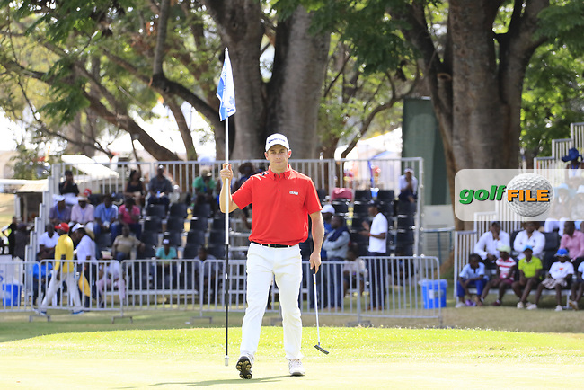 Lorenzo Gagli (ITA) during the third round of the of the Barclays Kenya Open played at Muthaiga Golf Club, Nairobi,  23-26 March 2017 (Picture Credit / Phil Inglis) 25/03/2017<br /> Picture: Golffile | Phil Inglis<br /> <br /> <br /> All photo usage must carry mandatory copyright credit (&copy; Golffile | Phil Inglis)