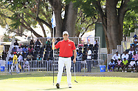 Lorenzo Gagli (ITA) during the third round of the of the Barclays Kenya Open played at Muthaiga Golf Club, Nairobi,  23-26 March 2017 (Picture Credit / Phil Inglis) 25/03/2017<br /> Picture: Golffile | Phil Inglis<br /> <br /> <br /> All photo usage must carry mandatory copyright credit (© Golffile | Phil Inglis)