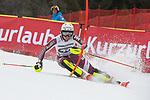 10.03.2018, Ofterschwanger Horn, Ofterschwang, GER, Slalom Weltcup in Ofterschwang, im Bild Estelle Alphand (SWE, #20)<br /> <br /> Foto &copy; nordphoto / Hafner