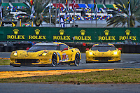 2016 Rolex25 at Daytona Day 2
