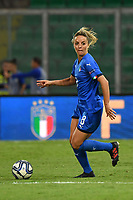 Martina Rosucci <br /> Palermo 08-10-2019 Stadio Renzo Barbera <br /> UEFA Women's European Championship 2021 qualifier group B match between Italia and Bosnia-Herzegovina.<br /> Photo Carmelo Imbesi / Insidefoto