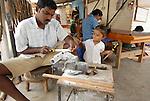 Svaram instruments factory. 2012
