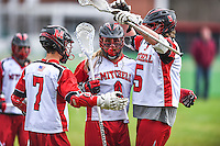 Mitchell MLax vs. Wheelock 4/11/2016