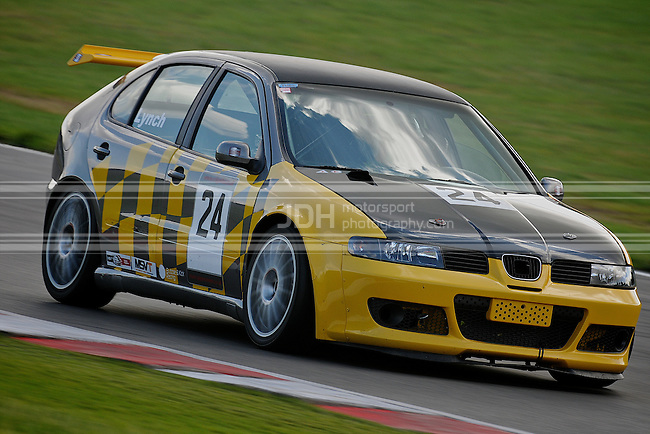 William Lynch - Toad Motorsport SEAT Leon Cupra