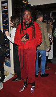 Bridgette Amofah at the Oslo gala night, Harold Pinter Theatre, Panton Street, London, England, UK, on Wednesday 11 October 2017.<br /> CAP/CAN<br /> &copy;CAN/Capital Pictures
