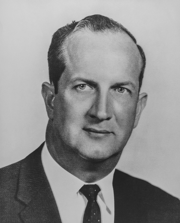 Rep. Keith Sebelius, R-Kans., in 1975. (Photo by CQ Roll Call)
