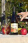 Alpenfire Organic Hard Cider, Ember, Ember Bitter Sweet, Alpenfire Orchard, Port Townsend, Jefferson County, Olympic Peninsula, Washington State, Certified organic cider, tasting room and orchard,