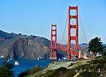 Golden Gate Bridge. Bob & Lou's trip to California Nov. 2015. (Bob Gathany Photographer)