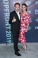 NEW YORK, NY - MAY 13: Stephen Dorff and Yara Martinez at the FOX 2019 Upfront at Wollman Rink in Central Park, New York City on May 13, 2019. <br /> CAP/MPI99<br /> &copy;MPI99/Capital Pictures