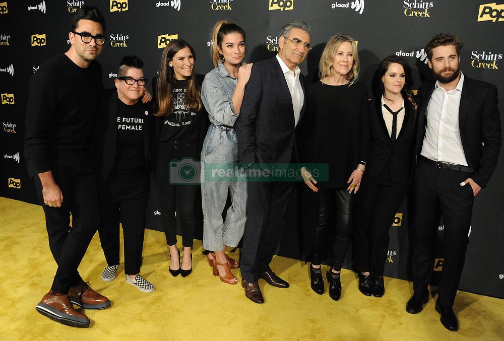 Schitt's Creek' season 4 premiere, 011618   RealTime Images