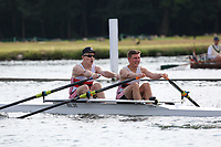 Race: 127  MasD.2x  Semi-Final<br /> 67  Burton Leander Rowing Club<br /> 68  Norwich Rowing Club<br /> <br /> Henley Masters Regatta 2018 - Friday<br /> <br /> To purchase this photo, or to see pricing information for Prints and Downloads, click the blue 'Add to Cart' button at the top-right of the page.