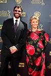 BURBANK - APR 26: Peter Reckell, Peggy McCay at the 42nd Daytime Emmy Awards Gala at Warner Bros. Studio on April 26, 2015 in Burbank, California