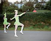 Osieczna 20.06.2015 Poland <br /> The performance of majorettes during the Midsummer festival.<br /> Photo: Michal Adamski / Napo Mentor<br /> <br /> Przedstawienie mazoretek podczas Nocy Swietojanskiej.<br /> Photo: Michal Adamski / Napo Mentor