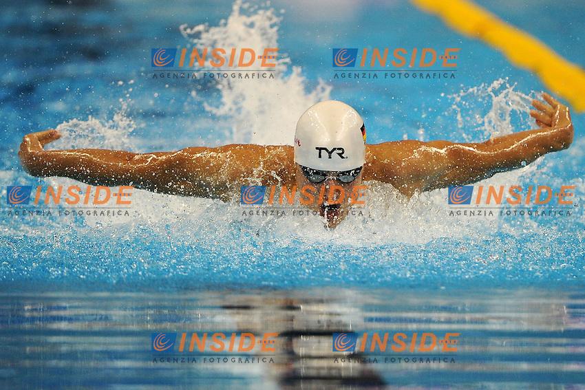 Markus DEIBLER Germany.Men's 200m Individual Medley - Swimming / Nuoto.Shanghai 27/7/2011 .14th FINA World Championships.Foto Andrea Staccioli Insidefoto