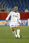 04 September 2004: Craig Waibel during the second half. The San Jose Earthquakes defeated the New England Revolution 1-0 at Gillette Stadium in Foxboro, MA during a regular season Major League Soccer game..