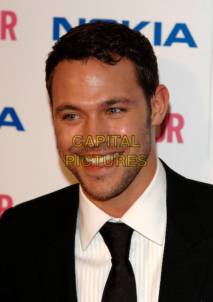 WILL YOUNG.The Glamour magazine 3rd Annual Women Of The Year Awards - Arrivals, Berkley Sqaure, London, England..6th June 2006..portrait headshot tie.Ref: PL.www.capitalpictures.com.sales@capitalpictures.com.©Phil Loftus/Capital Pictures