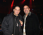 DJ Kid Capri and Joe Jackson at Thanksgiving Night With Fabolous Hosted by Funkmaster Flex at Webster Hall New York 11/25/10