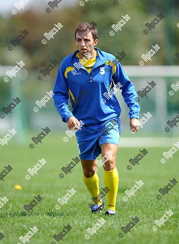 2011-08-07 / Voetbal / seizoen 2011-2012 / KFCO Wilrijk / Djingis Asanovski..Foto: mpics