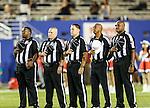2016 HS Football: Cotton Bowl Stadium Prep Showcase- Mesquite Horn vs. Dallas Skyline