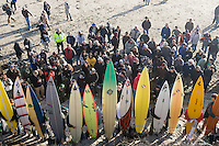 2007-2008 Mavericks Surf Contest Opening Day Ceremony, Dec. 7, 2007.