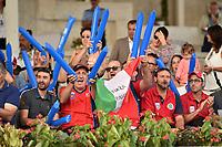 Tifosi Italia <br /> Roma 03-09-2017 Stadio dei Marmi <br /> Roma 2017 Hyundai Archery World Cup Final <br /> Finale Coppa del mondo tiro con l'arco <br /> Foto Andrea Staccioli Insidefoto/Fitarco
