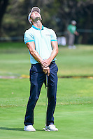 Martin Kaymer (DEU) reacts to barely missing a birdie putt on 6 during round 3 of the World Golf Championships, Mexico, Club De Golf Chapultepec, Mexico City, Mexico. 3/4/2017.<br /> Picture: Golffile | Ken Murray<br /> <br /> <br /> All photo usage must carry mandatory copyright credit (&copy; Golffile | Ken Murray)