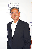BURBANK - APR 27: Silver Caleteno at the Faith, Hope and Charity Gala hosted by Catholic Charities of Los Angeles at De Luxe Banquet Hall on April 27, 2019 in Burbank, CA