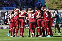 Nürnberg schwört sich ein - 15.09.2019: SV Darmstadt 98 vs. 1. FC Nürnberg, Stadion am Boellenfalltor, 6. Spieltag 2. Bundesliga<br /> DISCLAIMER: <br /> DFL regulations prohibit any use of photographs as image sequences and/or quasi-video.